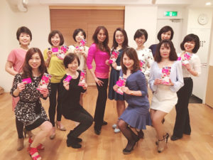 日本女性姿勢協会 本