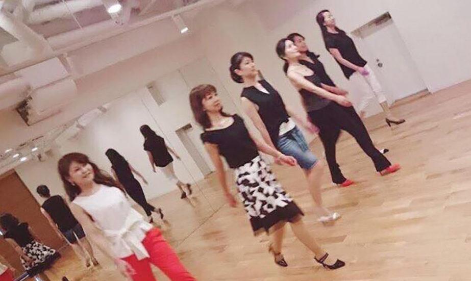 日本女性姿勢協会レッスン3